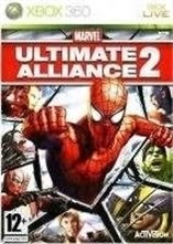 Marvel Ultimate Alliance 2 for xbox 360