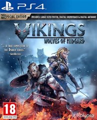 نسخه اسپشال بازی Vikings Wolves Of Midgard Special  برای PS4