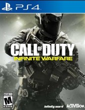 بازی Call of Duty: Infinite Warfare برای PS4
