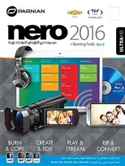 نرم افزار Nero 2016 + Burning Tools (Ver.5)
