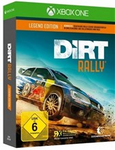 بازی DiRT Rally LEGEND EDITION برای XBOX ONE
