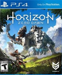 بازی Horizon Zero Dawn براي PS4
