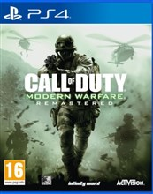 نسخه REMASTER بازی CALL OF DUTY MODERN WARFARE