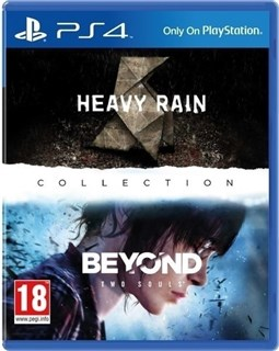 بازی heavy rain beyond two souls collection برای PS4
