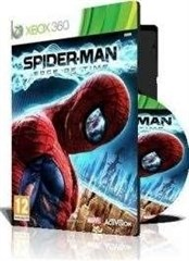 Spider-Man Edge of TIME  XBOX 360