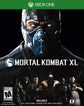 بازی MORTAL KOMBAT XL EDITION برای XBOX ONE
