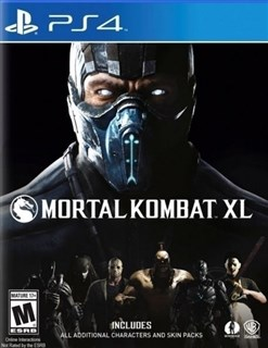 بازی MORTAL KOMBAT XL EDITION برای PS4