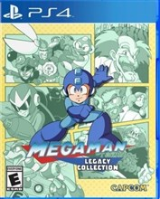 بازي Megaman Legacy Collection  براي PS4