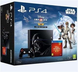 كنسول بازي PS4  ليميتد  Disney Infinity  STAR WARS