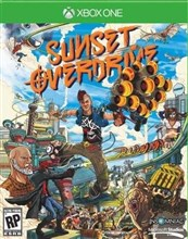 بازی SUNSET OVERDRIVE FOR XBOX ONE