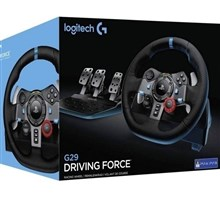 فرمان و پدال  G29 Driving Force Logitech برای PS4