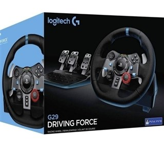 فرمان و پدال  G29 DRIVING FORCE RACING WHEEL Logitech برای PS4