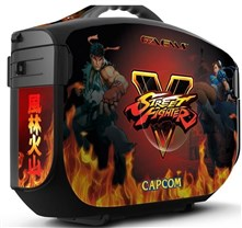 سیستم GAEMS Vanguard بازی Street Fighter V