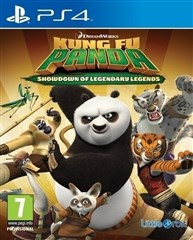 بازی KUNG FU PANDA SHOWDOWN  LEGENDS برای PS4