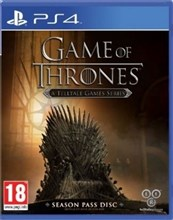 بازی GAME OF THRONES برای PS4