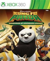 بازی Kung Fu Panda Showdown of Legendary برای XBOX 360