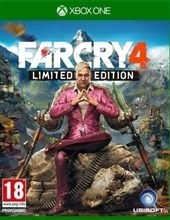 بازی Far Cry 4 LIMITED EDITION برای XBOX ONE