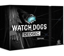 نسخه كالكتور بازي Watch Dogs DEADSEC Edition