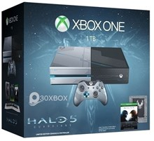 کنسول بازی XBOX ONE باندل لیمیتد HALO 5 GUARDIANS Limited Edition
