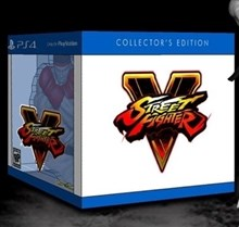 نسخه كالكتور Street Fighter V - Collector's Edition