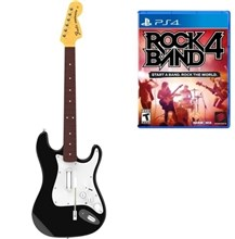 نسخه كالكتور بازي Rock Band 4 Wireless Guitar Bundle