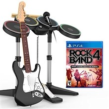 نسخه كالكتور بازي Rock Band 4 Band In A Box Bundle