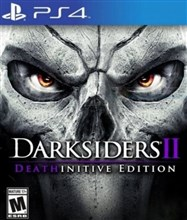 بازی Darksiders II Definitive Edition برای PS4