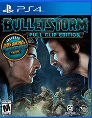 بازی BULLETSTORM FULL CLIP EDITION  برای PS4
