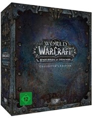 نسخه كالكتور بازي World Of Warcraft Warlords Of Draenor