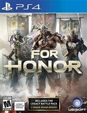 بازی For Honor برای PS4