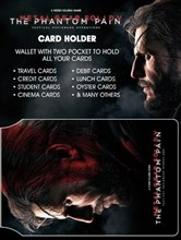 جا كارتي MGS PHANTOM PAIN Card Holder