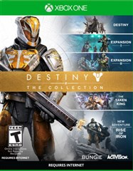 بازی DESTINY COLLECTION برای XBOX ONE