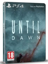 بازی  PS4 UNTIL DAWN SPECIAL STEEL EDITION