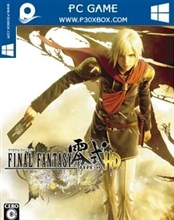 بازي PC  FINAL FANTASY TYPE-0 HD