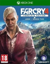 بازی FAR CRY 4 COMPLETE EDITION XBOX ONE