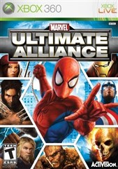 بازی MARVEL ULTIMATE ALIENCE XBOX 360