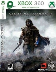 Middle Earth Shadow of Mordor for XBOX 360