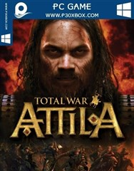 بازی Total War Attila  PC