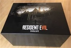 نسخه کالکتور Resident Evil 7 Collector's Edition