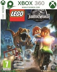 بازی LEGO Jurassic World  XBOX 360