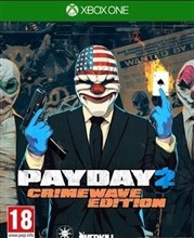 بازی PAYDAY 2 CRIMEWAVE EDITION برای XBOX ONE
