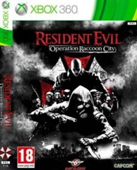 بازی Resident Evil Operation Raccoon City برای X360