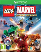 بازی Lego Marvel super Heroes برای XBOX ONE