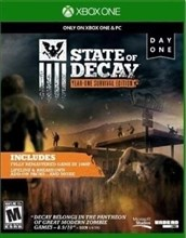 STATE OF DECAY  DAY ONE XBOX ONE