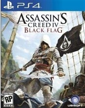 بازی ASSASSINS CREED IV BLACK FLAG FOR PS4