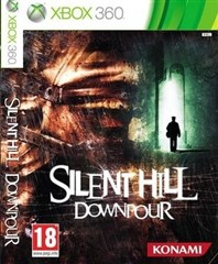 بازی SILENT HILL DOWNPOUR برای  XBOX 360