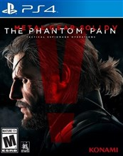 بازی MGS PHANTOM PAIN PS4 ریجن 2