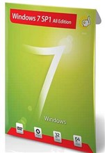 Microsoft Windows 7 SP1 IE10 All Edition 32 & 64