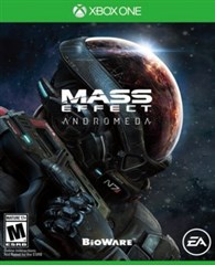 بازی Mass Effect  Andromeda  برای XBOX ONE