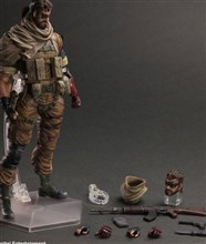 اکشن فیگور PHANTOM PAIN VENOM SNAKE